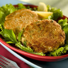 Oregon Salmon Patties