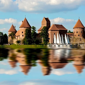 Castle of Trakai by TaDo TaDas - Buildings & Architecture Public & Historical ( castle )