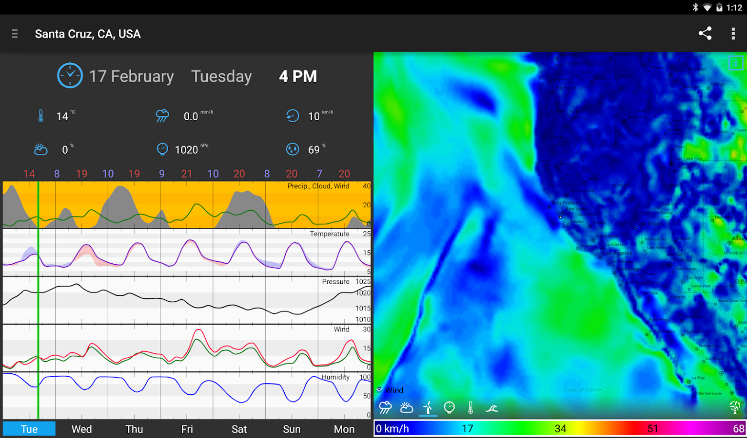 WeatherBomb Screenshot 10