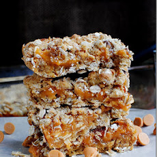 Lighter Butterscotch Bars