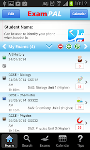 Exam Pal - screenshot
