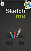 Screenshot of Sketch Me