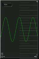 Screenshot of Smart Theremin