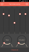 Screenshot of Music Equalizer Pro