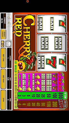 Cherry Red Vegas Slot Machine