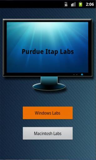 Purdue Itap Labs