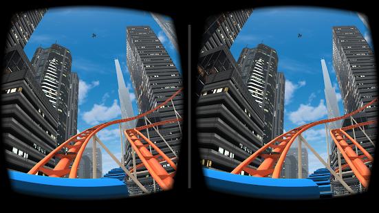 VR Roller Coaster apk screenshot
