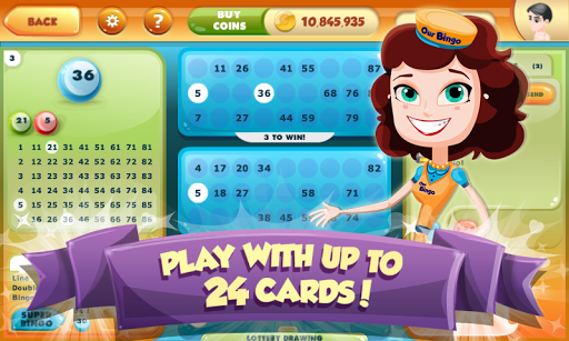 Our Bingo - Video Bingo - screenshot