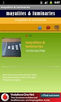 Screenshot of mayalites & luminaries