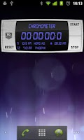 Screenshot of TAG Heuer e-clock