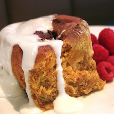 Pumpkin Ale Cinnamon Roll Recipe