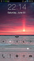 Screenshot of iOS 7 Lockscreen Parallax HD