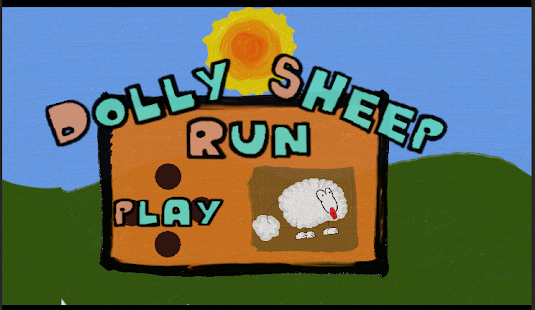Meme sheep - screenshot