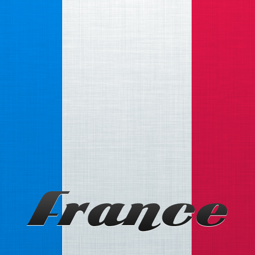 Country Facts France LOGO-APP點子