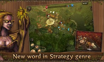 Screenshot of First Wood War