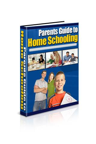 Guide to Homeschooling