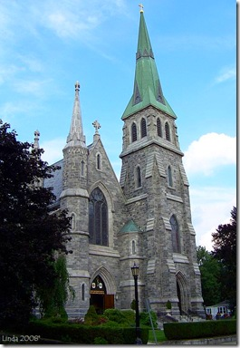 St Pat's Cathedral