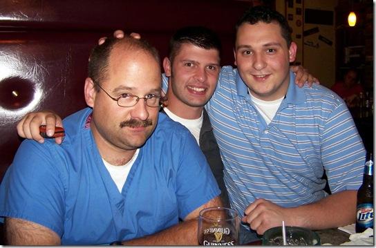 Andrew, JM, & Dennis