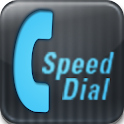 Speed Dial Dark Widget AD icon