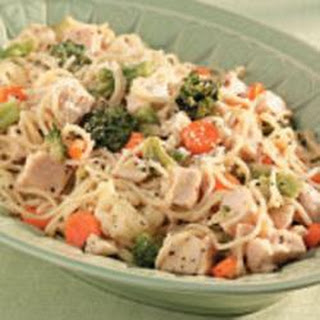 Chicken Pasta Primavera Frozen Vegetables Recipes