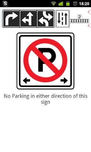 免費教育App|Nova Scotia Road Signs|阿達玩APP