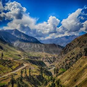Added Dimensions by Fateen Younis - Landscapes Mountains & Hills ( naran, pakistan, kaghan, fateen, kunhar,  )