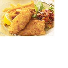 Boston Baked Haddock Fillets