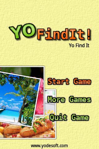 Yo Find It - Classic
