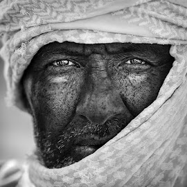 Sentiment by Celso  Creer II - Black & White Portraits & People
