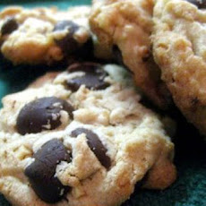 Jose's Oatmeal Peanut Butter Chocolate Chip Cookies
