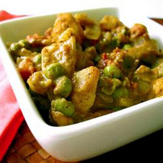 Potato Curry Boiled Potato Recipes