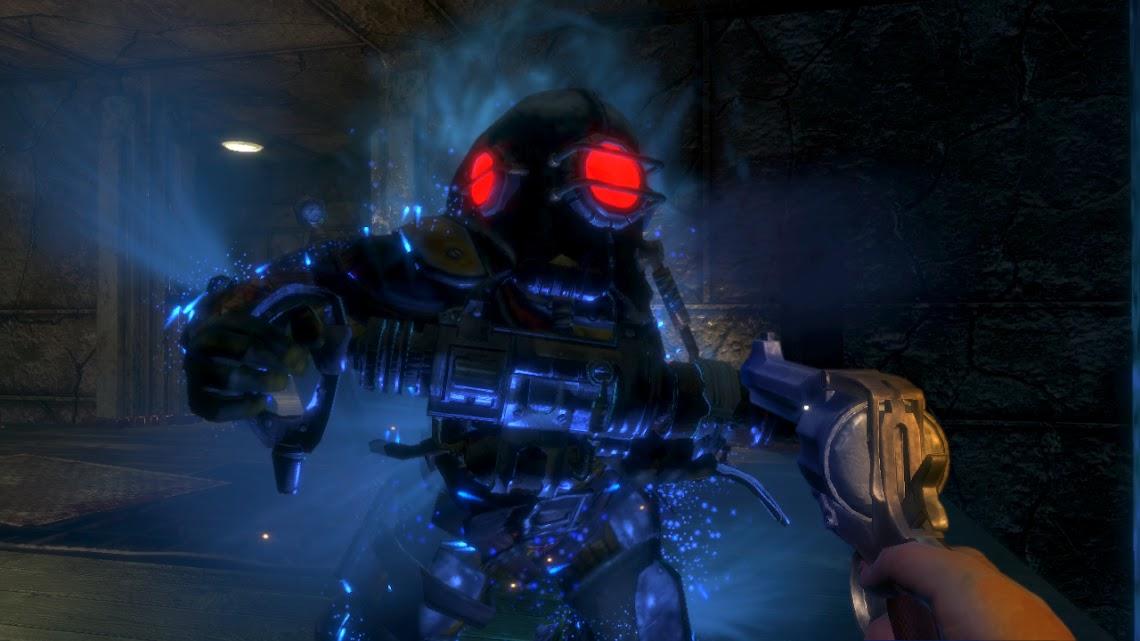 2K releasing BioShock PC demo, warn against spoilers