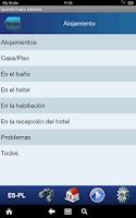 Screenshot of Aprende Polaco hablando