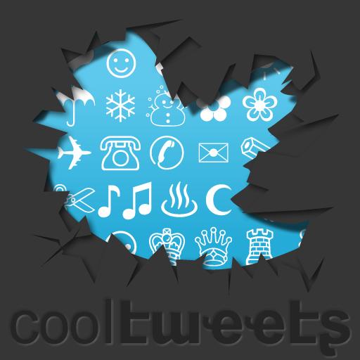 CoolTweets Editor LOGO-APP點子