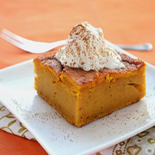 Pumpkin Dump Cake No Milk Recipes