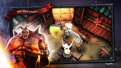 SoulCraft - Action RPG - screenshot