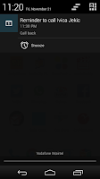 Screenshot of FreeCallApp
