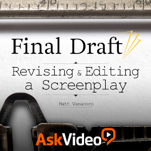 Revise & Edit in Final Draft