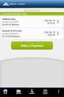Screenshot of Great Lakes Mobile