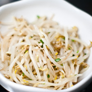 Asian Bean Sprout Salad Recipes