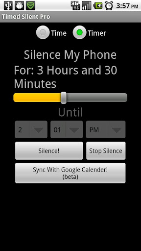 Timed Silent PRO