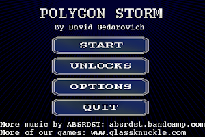 Screenshot of Polygon Storm