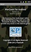 Screenshot of WarQuest