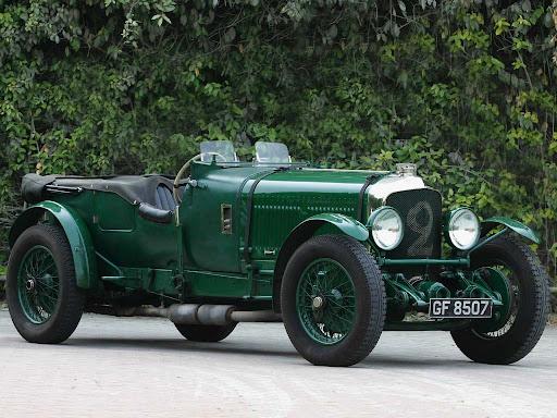 10 - 1930 Bentley Speed Six