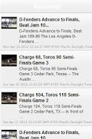 Screenshot of Pro Basketball TV