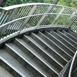 Stair #2 by Koh Chip Whye - Buildings & Architecture Other Exteriors (  )