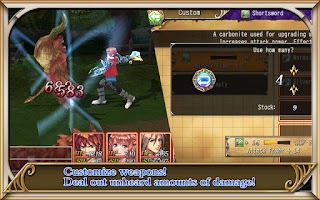Screenshot of RPG Revenant Saga