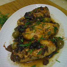 Chicken Marbella