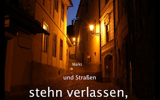 Screenshot of Gedichte genießen