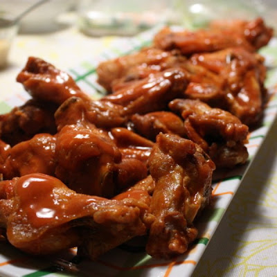 Basic Buffalo Wings
